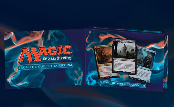 MtG (АНГЛ): From the Vault: Transform