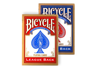 "Карты ""Bicycle Standard League Back"""