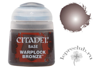 Base: Warplock Bronze (12 мл)