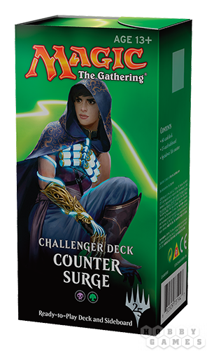 MtG (АНГЛ): Challenger Deck: Counter Surge