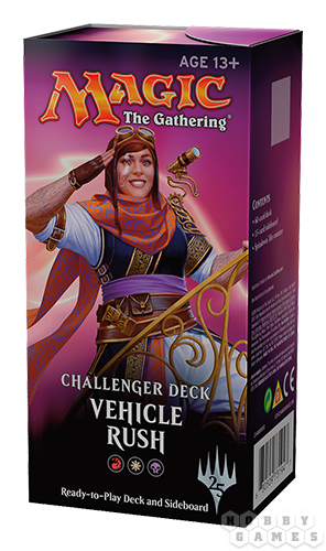 MtG (АНГЛ): Challenger Deck: Vehicle Rush