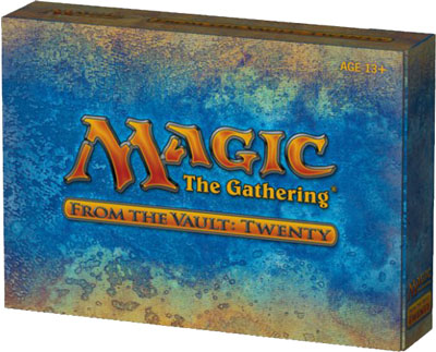 MtG (Англ) From the Vault: Twenty