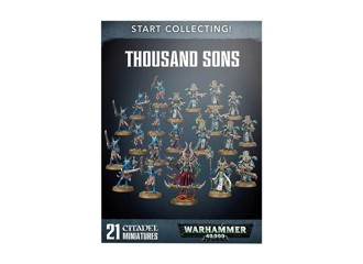 WH40K: Start Collecting! Thousand Sons