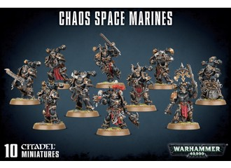 WH40K: Chaos Space Marines