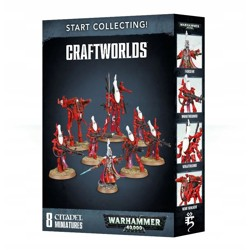 WH40K:  Start Collecting! Craftworlds