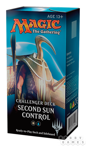 MtG (АНГЛ): Challenger Deck: Second Sun Control