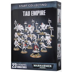 WH40K: Start Collecting! Tau Empire